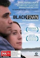 Black Town (DVD, 2007)-REGION B-Brand new- MADMAN