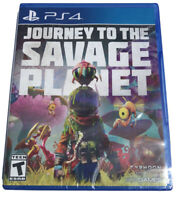 Journey to the Savage Planet PS4 Playstation 4 Brand New Factory Sealed