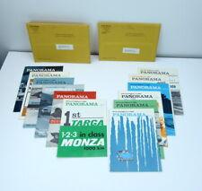 Porsche Panorama Magazine  Complete Year 1966 12 Issues PCA Rare Volume 11 Vintg