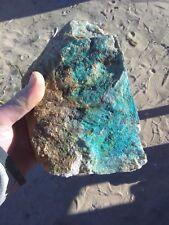 (5 Pounds) Gold Copper Ore Turquoise Chrysocolla Malachite Cuprite