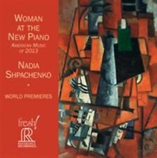 Woman at the New Piano: American Music of 2013, Nadia Shpachenko