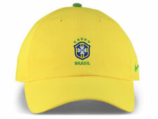 Brazil NIKE 2018 FIFA World Cup Soccer Core Adjustable Cap  (1 Size ) - NEW
