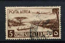 Somalia 1950-1 SG#253, 5s Air Used #A68731