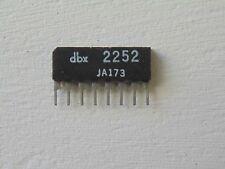 dbx 2252 IC NOS ORIGINAL