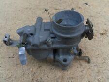 Opel Kadett C D E Ascona Manta A B Vergaser NOS Solex 30/35PDSI(T) 3441538A