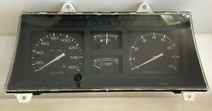 TOYOTA LITEACE 1985 1988 M30 SPORTS INSTRUMENT CLUSTER TACHO DASH EXTRA TRACK