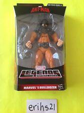 Marvel Legends BAF Ultron BULLDOZER Figure Ant-Man NEW Build a figure