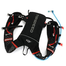 Zaino idrico per sacca d'acqua 2lt inclusa ciclismo sport water backpack