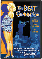 The Beat Generation [New DVD] Mono Sound
