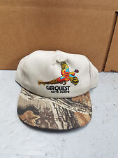 """CarQuest Auto Parts """" Rooster Pheasant  """" Hunting   cap"""