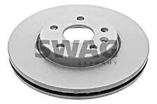 Bremsscheibe Vorderachse x2 Stk für CHEVROLET OPEL Astra VAUXHALL 569069