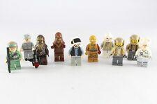 Lego Star Wars Original Minifig Chewbacca C3PO Rebel Trooper Army