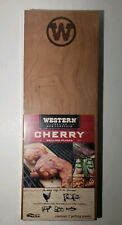 Western Premium BBQ Products Cherry Grilling Planks - NEW, UNOPENED