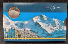 CHF Franken Schweiz  KMS 2005 stgl. Jungfrau in OVP