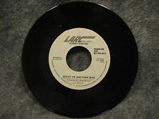 """45 RPM 7"""" Record Bobby Vinton Ghost Of Another Man 1983 Larc Promo LR-81019 EXC"""