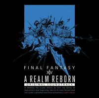 A REALM REBORN:FINAL FANTASY XIV Original Soundtrack Blu-ray Disc Music w/Track