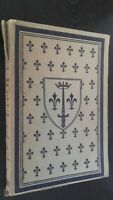 Jeanne D`Arc Charles-Emile Montet Hornständer Geschmiedet Aus 80 Motiven 1909