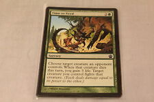 Magic the Gathering Common x4 Time to Feed