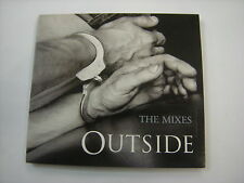 GEORGE MICHAEL - OUTSIDE THE MIXES - CD SINGLE DIGIPACK NEW UNPLAYED 1998