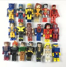 Random Lot 10pcs Marvel Universe Exclusive Minimates Figure building -No Repeat
