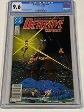 DETECTIVE COMICS #586 CGC 9.6 DC 5/88 1st appearance of the Rat Catcher