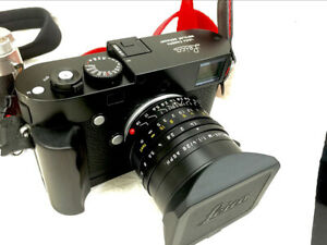 Handmade Blackwood Wooden Hand Grip L Plate for Leica M240 M Typ240 M-P Camera