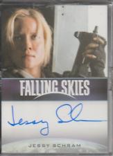 Jessy Schram 2012 Rittenhouse Falling Skies autograph auto card