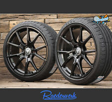 NEU Für BMW 4er F32 F33 F36 Cabrio Gran Coupe Winterräder 18 Zoll V1 schwarz ABE