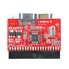 Adattatore convertitore bidirezionale IDE SATA per DVD CD hard disk Serial ATA