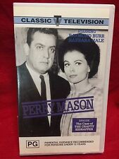 Perry Mason VHS Video Tape Classic Television