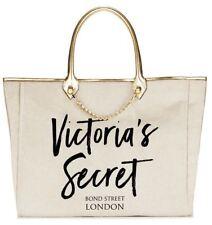 Victoria's Secret New! Angel City Tote/ Cream (Bond Street London)