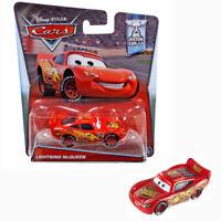 Disney Pixar Cars Piston Cup Lightning Mcqueen Red Die Car NIP