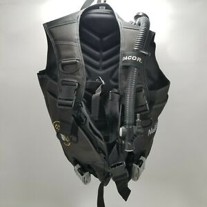 Dacor Nautica XVI Weight Integrated BCD Buoyancy Compemsator Dive Vest Size SM