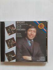 Mozart piano Concertos 15 & 16 Perahia CBS