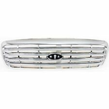 Grille For 98-2011 Ford Crown Victoria Chrome Plastic
