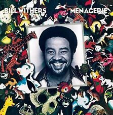 AOR CITY 1000 BILL WITHERS Menagerie JAPAN CD