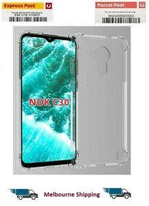 🔥For Nokia  C30 Nokia 1.4 High Quality Shockproof Clear Case