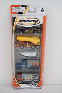 Matchbox Space Mission 5 Pack Gift Set  1999  NEW