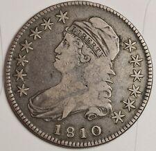 1810 Bust Half.  V.F.  116732