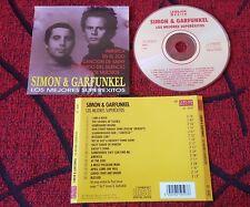 PAUL SIMON & ART GARFUNKEL **Los Mejores Superexitos** DIFF COVER 1994 Spain CD