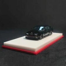 Preorder Scalemini 1:64 BMW E3 4 E90 E30 Resin Black version