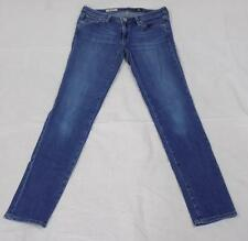 "ADRIANO GOLDSCHMIED~27R~""The Stilt"" Cigarette Leg Jeans~HARBOR~29x29"