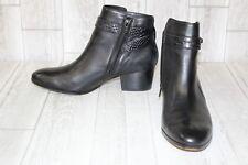 COACH Patricia Boots, Women's Size 9.5 B, Black