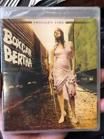 BOXCAR BERTHA Blu-Ray TWILIGHT TIME LIMITED BARBARA HERSHEY BRAND NEW/SEALED OOP
