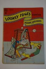 Vintage 1948 Bugs Bunny Comic ~ Great Sports Hockey Cover ~70 Years Old