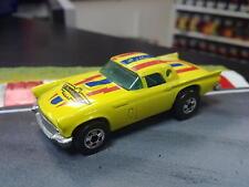 Hot Wheels 57 T-Bird geel
