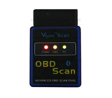 Vgate ELM327 Bluetooth OBD2 Car Diagnostic Scanner Scan Tool Android PC v2.1