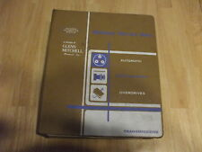 VTG. MITCHELL NATIONAL SERVICE DATA '61-'69 TRANS. INFO