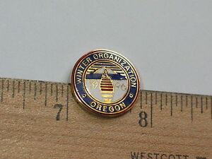1996 Oregon Winter Olympics Organization Pin ,  (Ski#463)