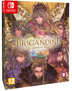 Brigandine The Legend of Runersia Collector's Edition Switch Neuf